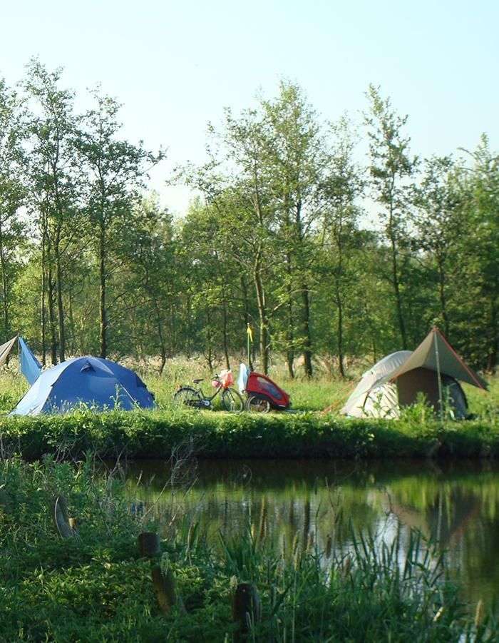 kleinschalige camping, VEKABO, boerderijcamping, zuid-holland, delft, dicht bij de stad
