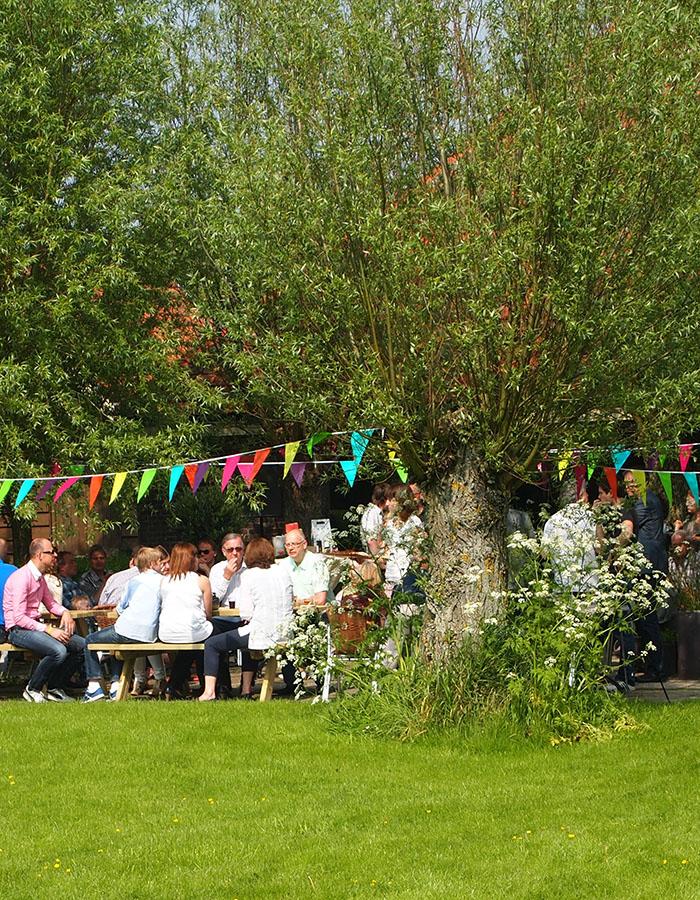 bijzondere feestlocatie, buitenfeest, feest in het groen, festival feest, delft, rotterdam, den haag