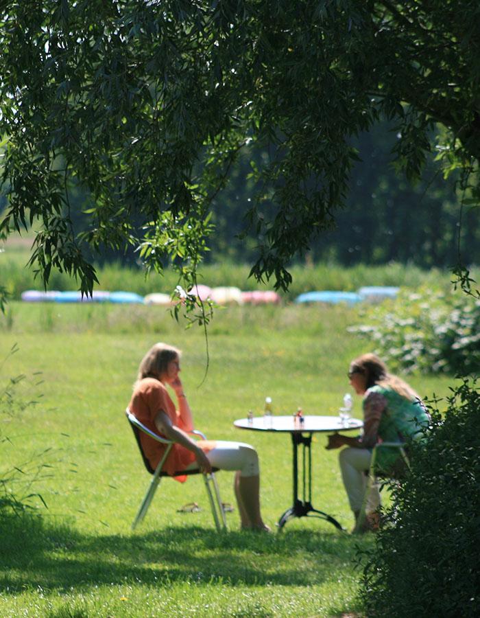 groen vergaderen, inspiratielocatie, bijzonder plekje, natuurlijk vergaderen, zuid-holland, delft