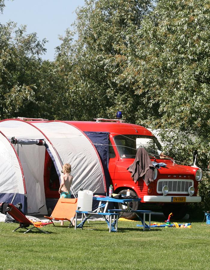 bijzonder plekje, kamperen met kinderen, camping dicht bij delft, zuid-holland