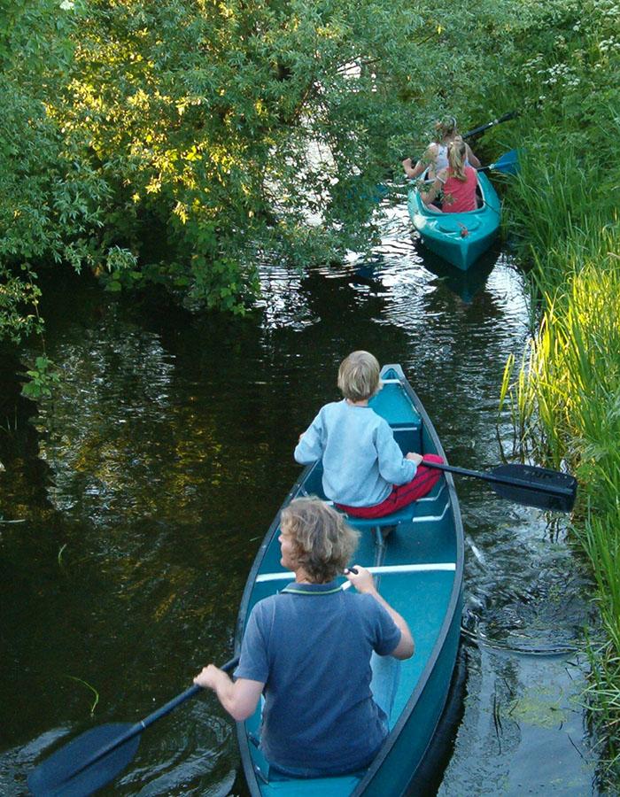 kanoverhuur delft, kayak, delft, midden-delfland, kanocamping, kanoroute midden-delfland
